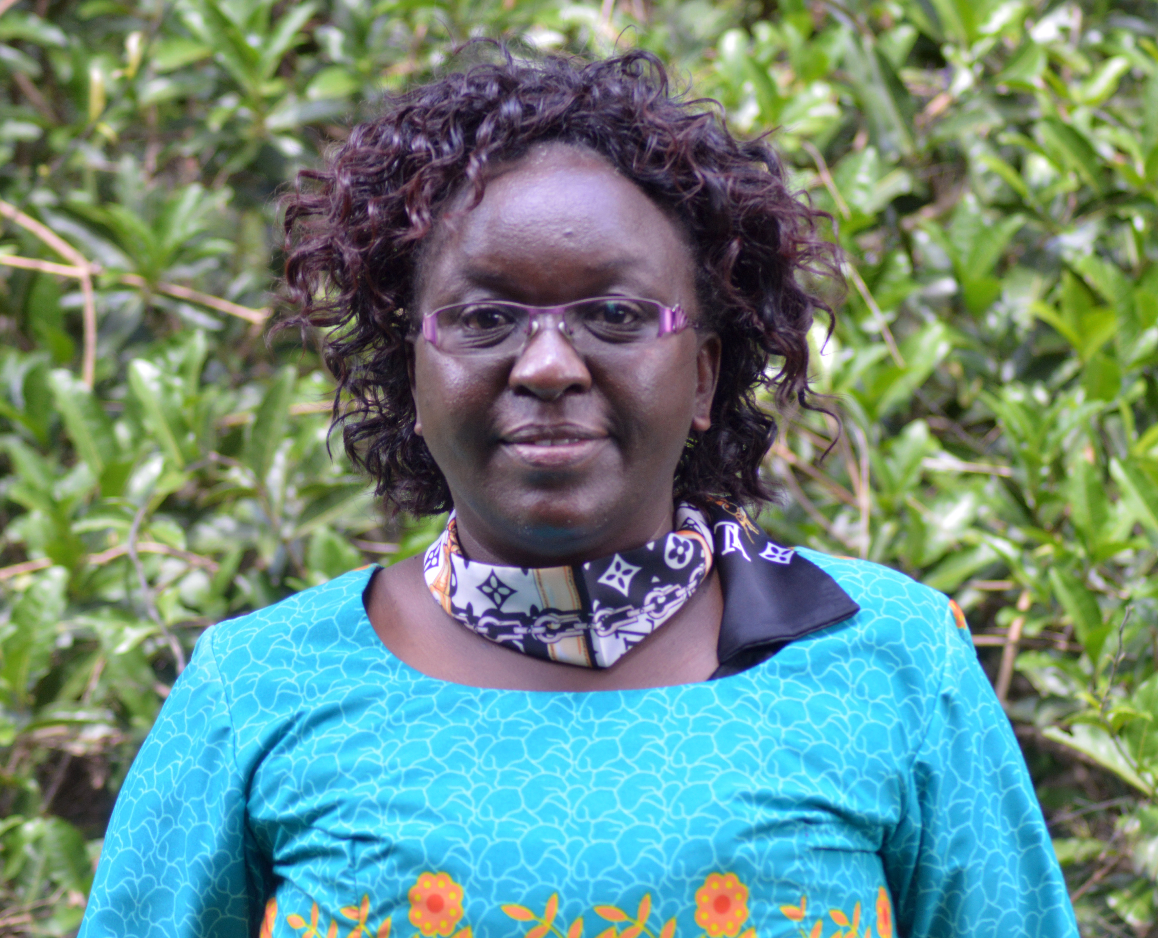 Jane Gitau - Board Chair