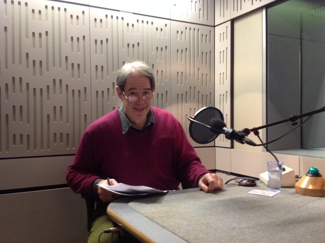Sir Jonathon Porritt, former Director of the British environmental activist group, Friends of the Earth.