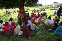 GBM working with Samburu communities to rehabilitate the Kirisia forest